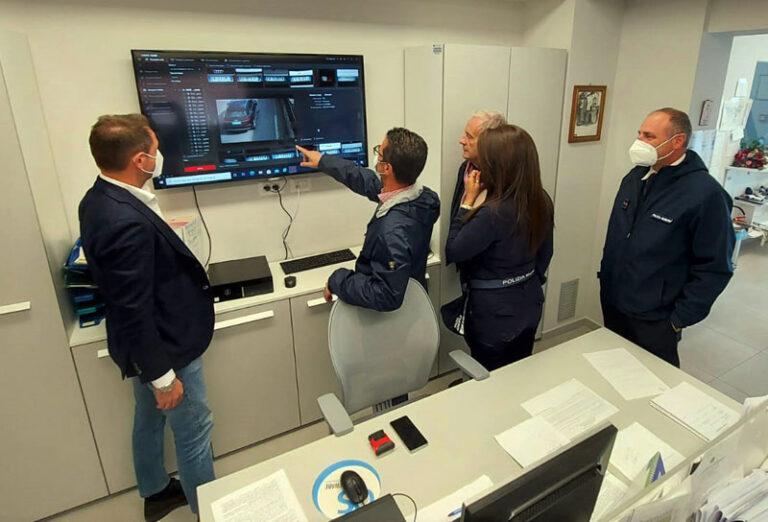 Roccapiemonte: un sistema di videosorveglianza con telecamere in 4k