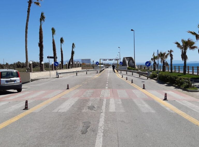 Salerno, al via i lavori del Ponte sul torrente Asa